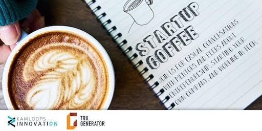 Startup Coffee   Caffeine & Entrepreneurial Conversations