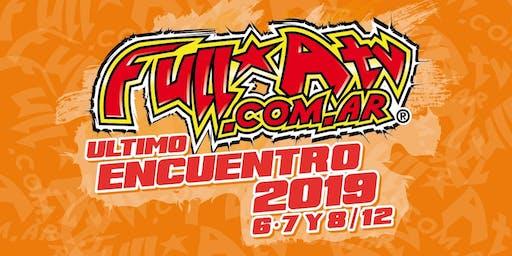 ENCUENTRO DE FIN DE AÑO FULL ATV 6-7 y 8 /12/2019