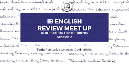 IB English Review Meet-up Session 2