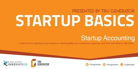 Startup Basics | Startup Accounting tickets