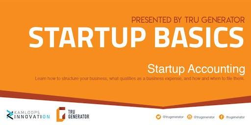 Startup Basics   Startup Accounting