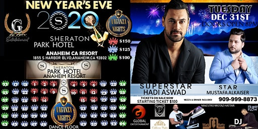 HADI ASWAD- GLORY ENTERTAINMENT NYE 2020