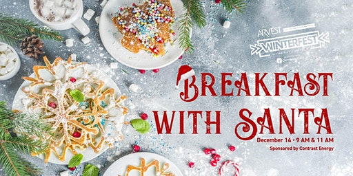 BREAKFAST WITH SANTA- SESSION 1