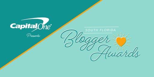 2019 South Florida Blogger Awards Ceremony