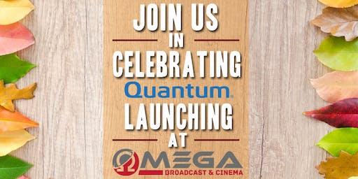 Quantum and Omega Partnership Kickoff Event
