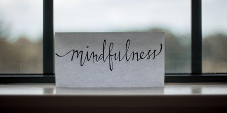 Creating Mindfulness in the New Year tickets