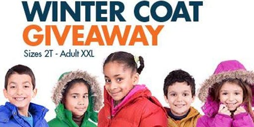 PEP & PATERSON PARTNERS WINTER COAT GIVEAWAY