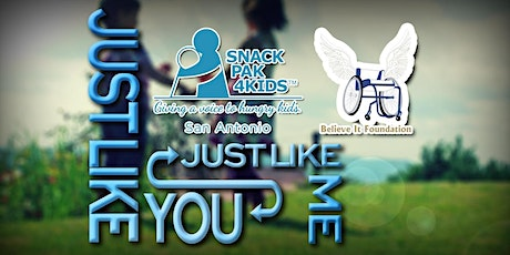 """""""Just Like Me, Just Like You"""" tickets"""