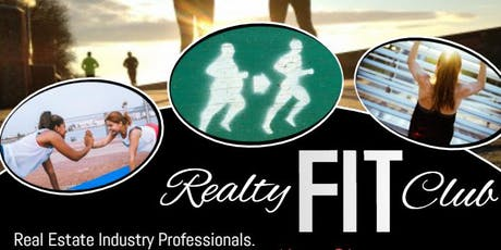 Realty Fit Club-Real Estate Industry specific fitness group tickets