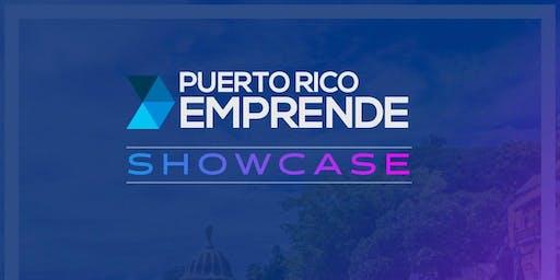 Puerto Rico Emprende Showcase - StartUp
