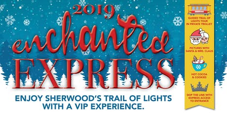 Enchanted Express tickets