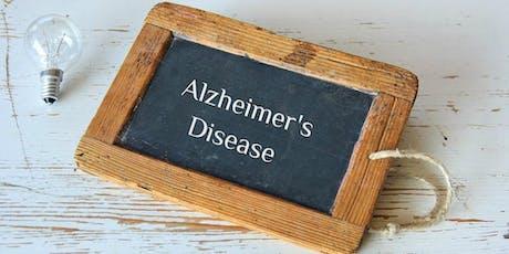 Alzheimer's Disease & Brain Health tickets