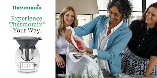 Experience Thermomix® TM6™, Toronto