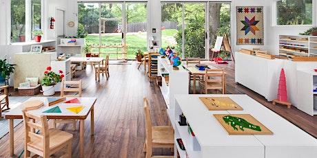 1/25/2020 - Palisades Montessori Primary Program Open House tickets