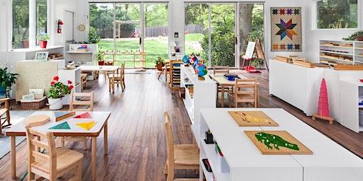 1/25/2020 - Palisades Montessori Primary Program Open House
