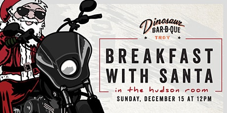 2019 Breakfast with Santa (Troy 12pm-2pm) tickets