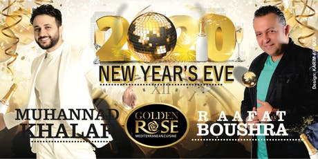 New Year's Eve 2020 | Muhannad Khalaf & Raafat Boushra tickets