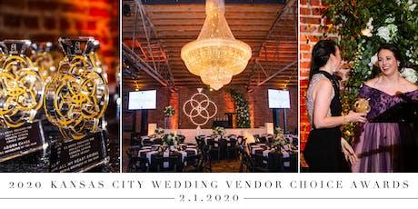 2020 Kansas City Wedding Vendor Choice Awards Gala tickets