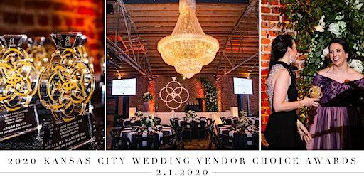 2020 Kansas City Wedding Vendor Choice Awards Gala