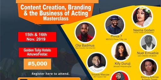 Content Creation & Branding