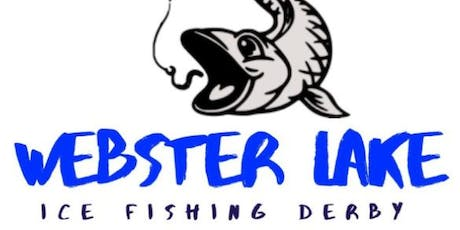 Webster Lake Ice Fishing Derby tickets