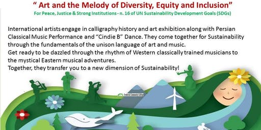 Melody of Art and Music- East meets the West