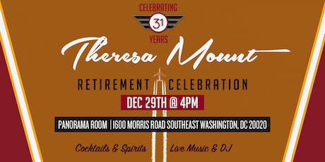 Theresa Mount Retirement Celebration tickets