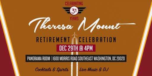 Theresa Mount Retirement Celebration