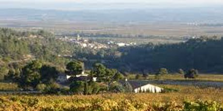 Sunny Languedoc and Chateaux St. Eulalie tickets