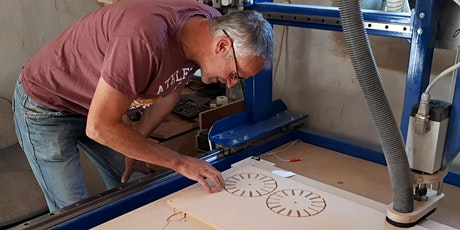 CNC Routing Course - from the beginning tickets