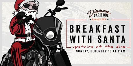 2019 Breakfast with Santa (Rochester 11am-2pm) tickets