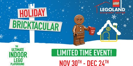 Holiday Bricktacular Members-Only Event tickets