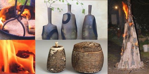 Experimental Firing Workshop- Obvara & Tipi Kiln with Imogen Taylor-Noble