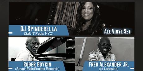 BYOV FEST - All Legends Edition - Birthday Celebration for Kevin Walker & 5-D tickets