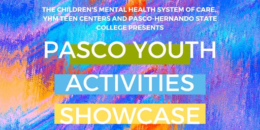 Pasco Youth Activities Show Case