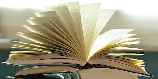 Oak Ridges Adult Book Club (Spring 2020)