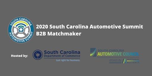 SC  Automotive  B2B Supplier Matchmaker