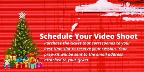 Holiday Video Sprint tickets
