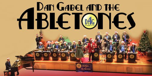 """Dan Gabel and The Abletones present """"By The Fireside"""" - Dec. 5 & 6"""