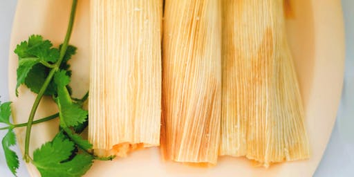 Mexican Tamales with Ericka de la Cruz