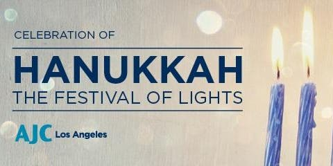 AJC Los Angeles Hanukkah Celebration