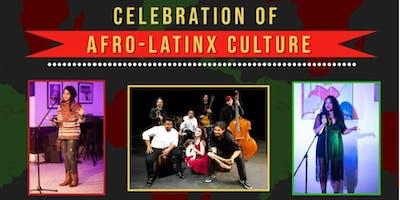 A Celebration of Afro Latinx Culture