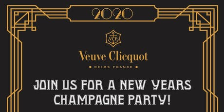 Return the 20's by Veuve Clicquot tickets
