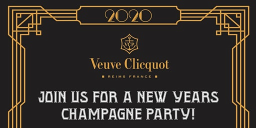 Return the 20's by Veuve Clicquot