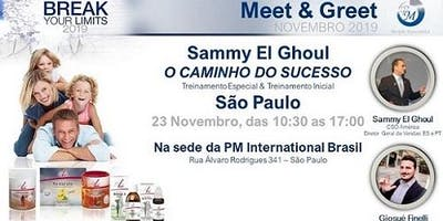 Meet & Greet PM International PM Brasil