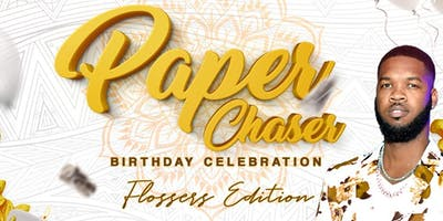 Paper Chaser Birthday Celebration