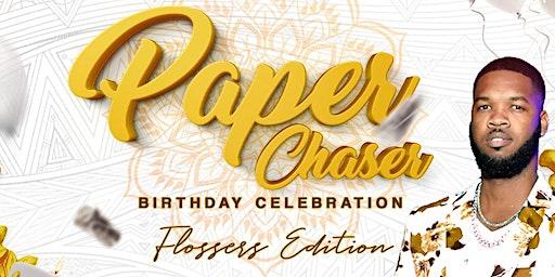 Paper Chaser Birthday Celebration