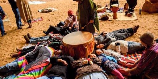Healing Community Drum Circle led by Iggy Garcia