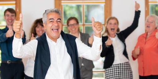 "Fortbildung ""Lachyoga Business Trainer"", Mai 2020"