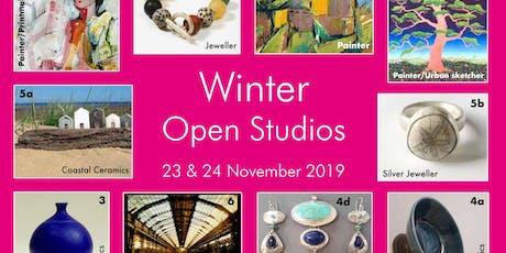 Cambridge Winter Open Studio Chesterton Art Trail tickets